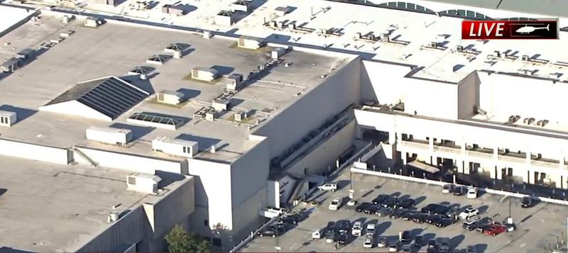 Shots were fired Friday afternoon inside the Neiman Marcus store at Lenox Square, according to Atlanta police.