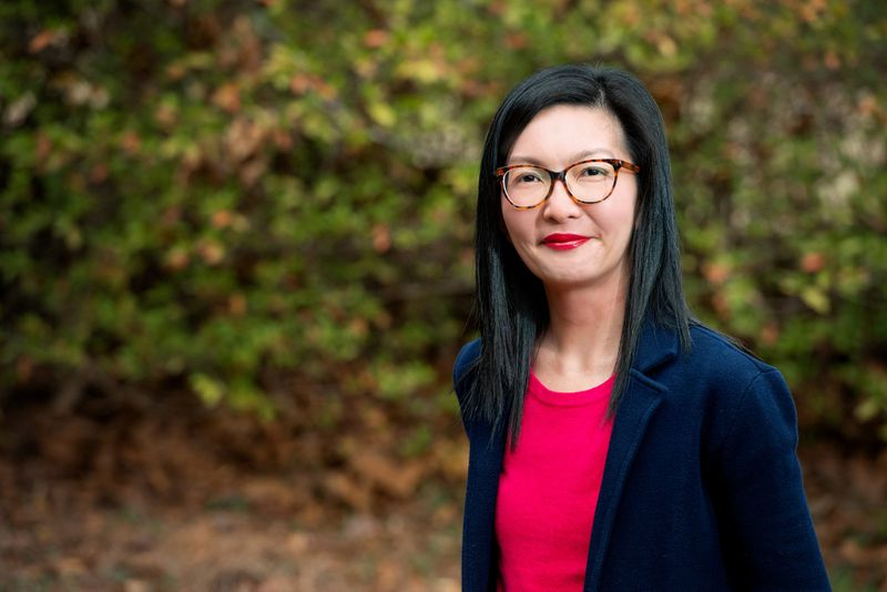 """Michelle Au, a Gwinnett County Democrat set to begin her first term in the state Senate, said """"the face of the state is changing."""" She said the 2020 elections, including last week's U.S. Senate runoffs, """"were a harbinger"""" that more change could be coming quickly."""