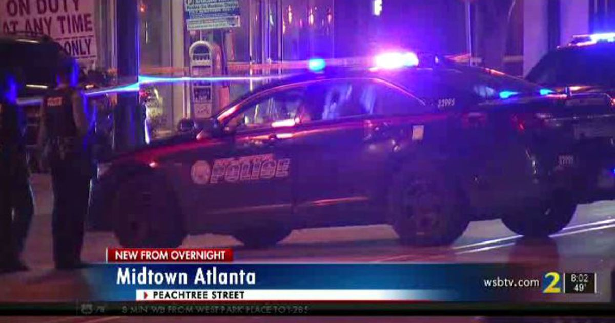 Police probe more shootings in Atlanta after responding to 5 in 6 hours - Atlanta Journal Constitution
