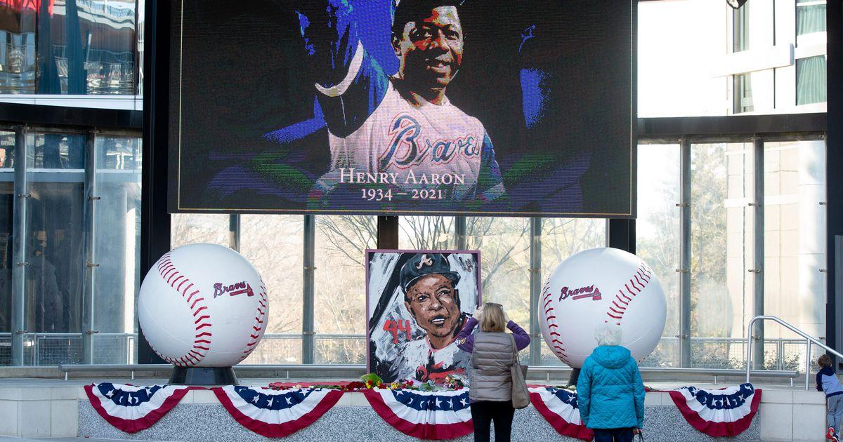 Honoring Hank Aaron: Funeral arrangements set