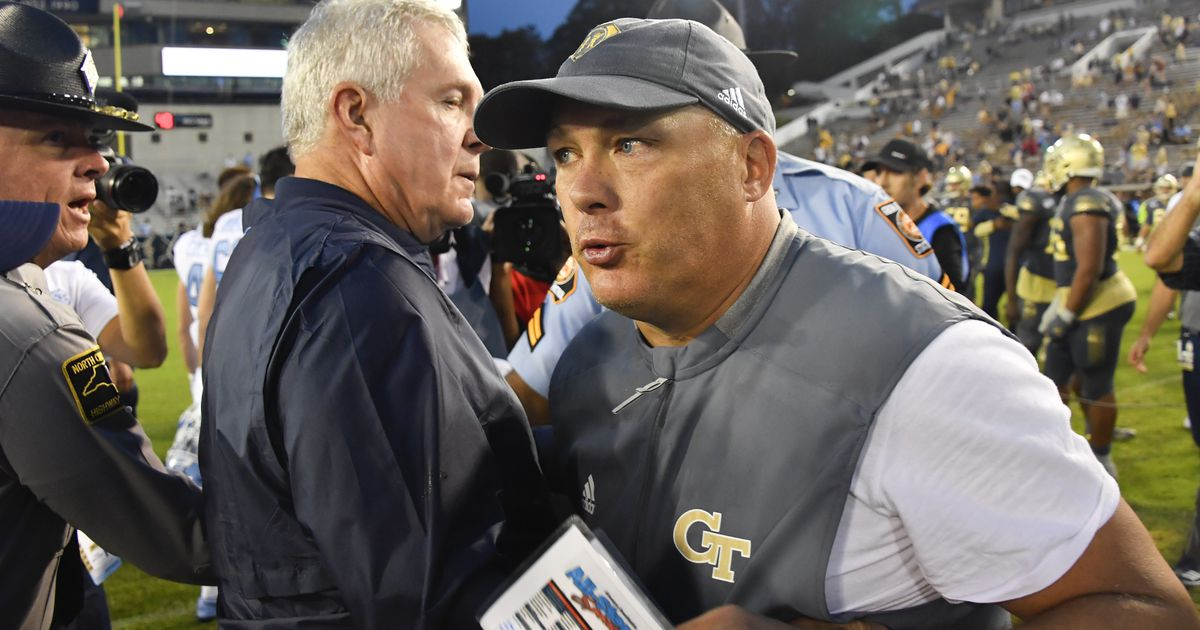 In Georgia Tech's building plans, No. 21 North Carolina stands in way