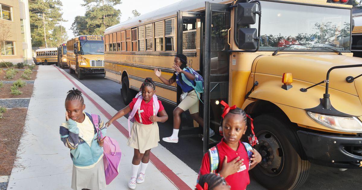 New app lets Atlanta parents track school bus location
