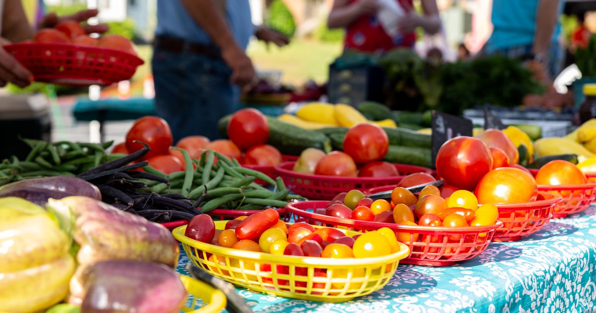 Your complete guide to 2021 metro Atlanta farmers markets
