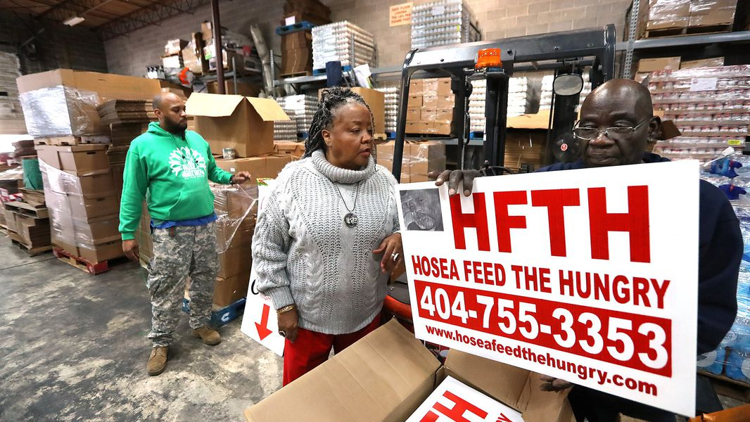Hosea Feed The Hungry Christmas 2020 Hosea Helps to get $180K from Atlanta for building renovations