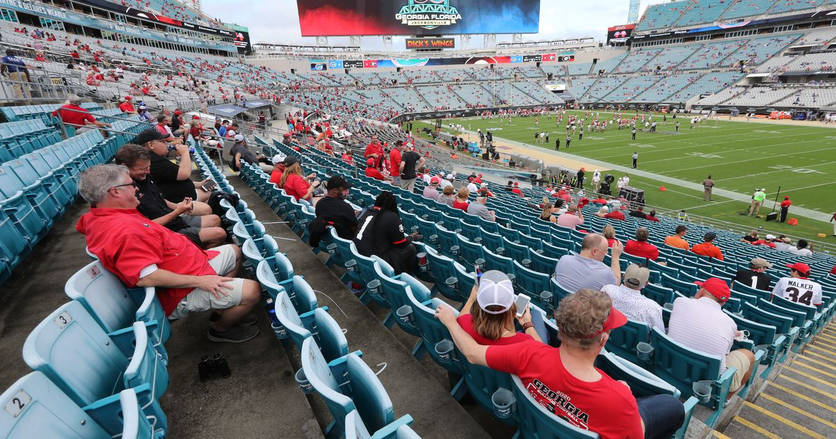 ajc.com - Chip Towers - Jacksonville aims to keep Georgia-Florida game at all costs