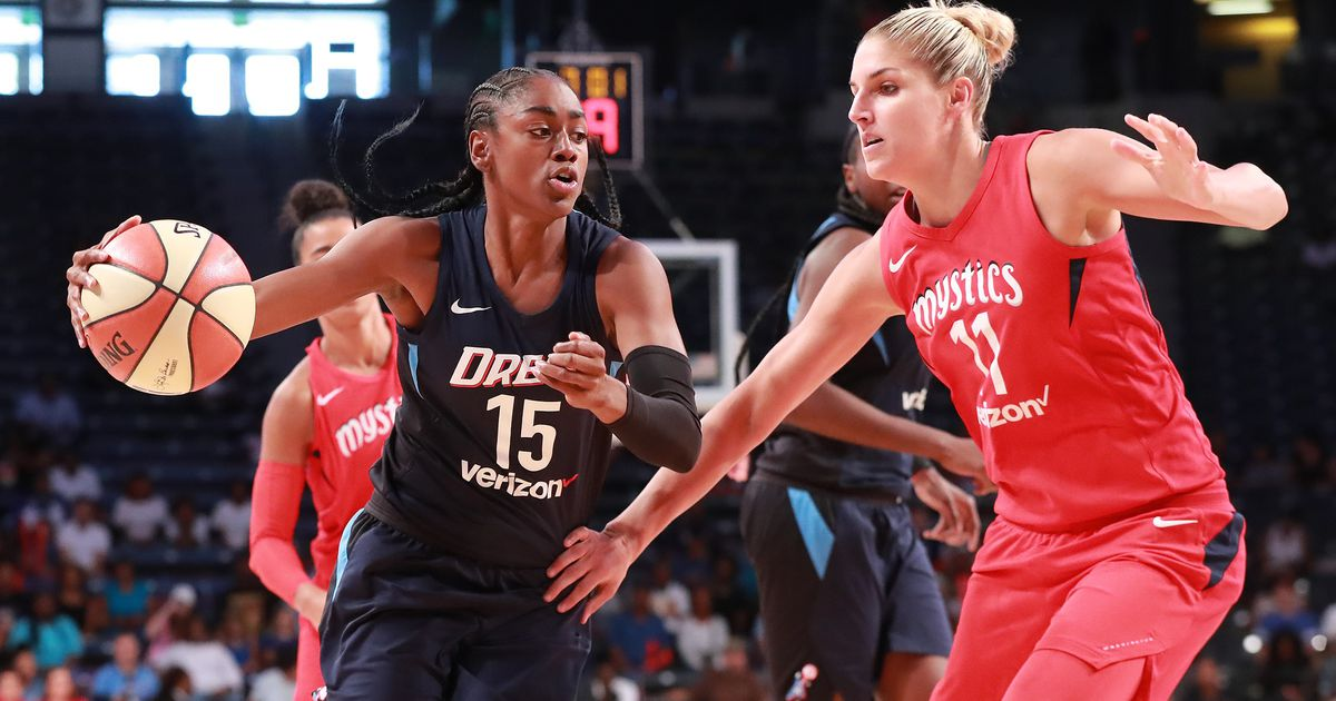How Tiffany Hayes of the Dream spent her summer after opting out