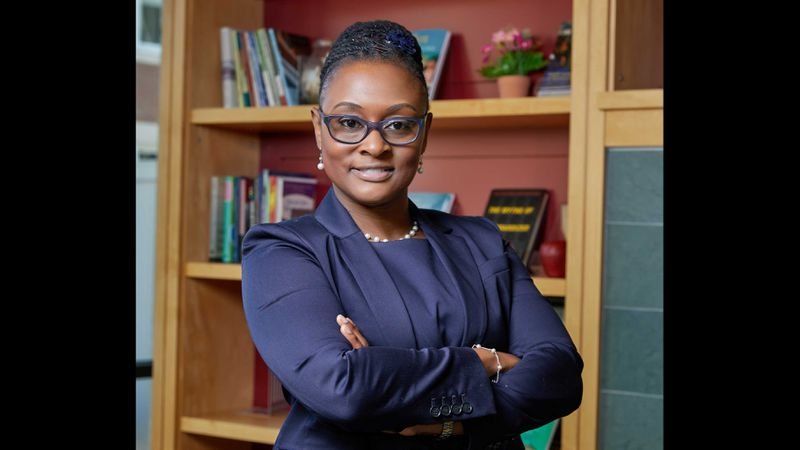Tauheedah Baker-Jones is chief equity and social justice officer for APS. Photo courtesy of Atlanta Public Schools