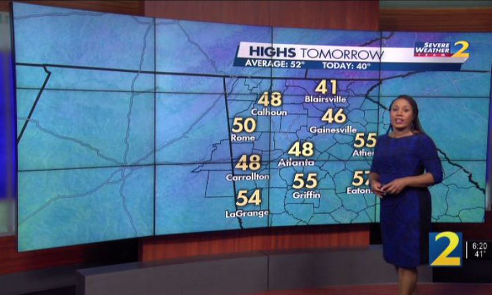 SUNDAY'S WEATHER-TRAFFIC: Cool weather to continue through weekend
