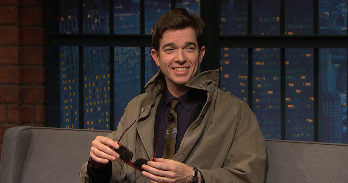 John Mulaney has sold out seven shows at Atlanta's Roxy, added two more shows at Tabernacle - Atlanta Journal Constitution