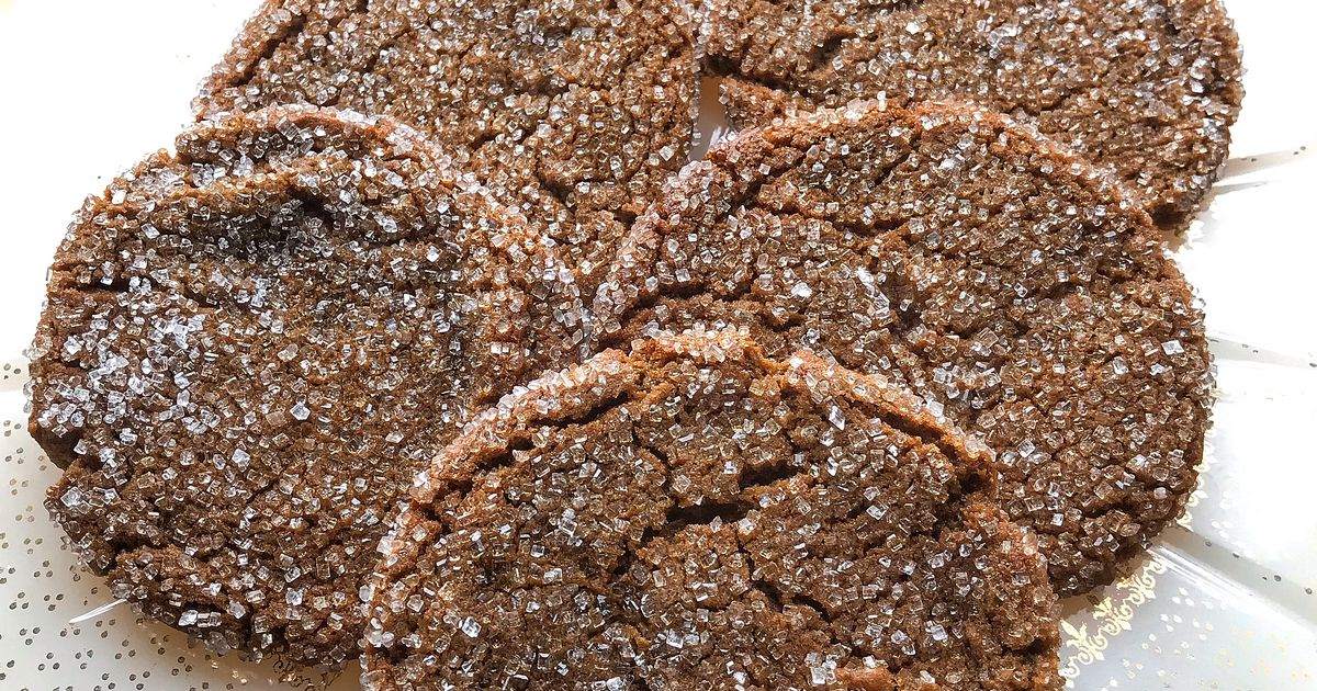 RECIPE: Make Root Baking Co.'s Ginger Molasses Slice and Bake Cookies