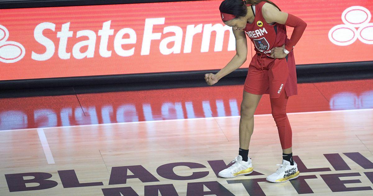 Dream made progress as they maneuvered through WNBA bubble