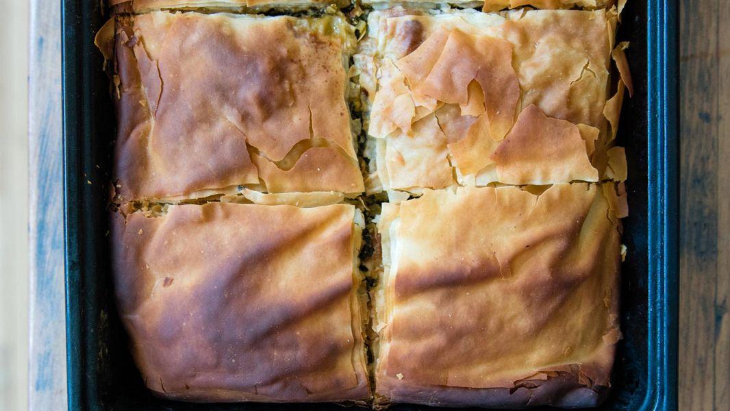 Greek Food Southern Style