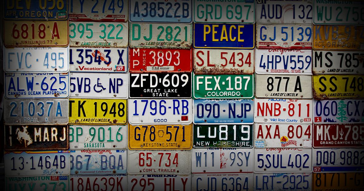 Alaska to investigate issuance of offensive license plate