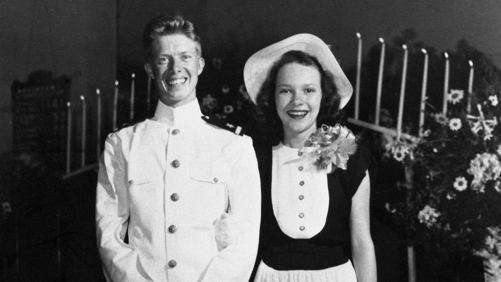Jimmy and Rosalynn Carter: Love story of the longest married presidential couple