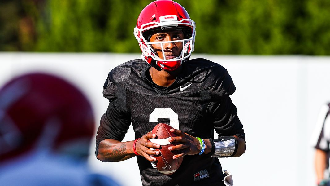 D Wan Mathis Incredible Journey From Or To Qb1 For Georgia Bulldogs