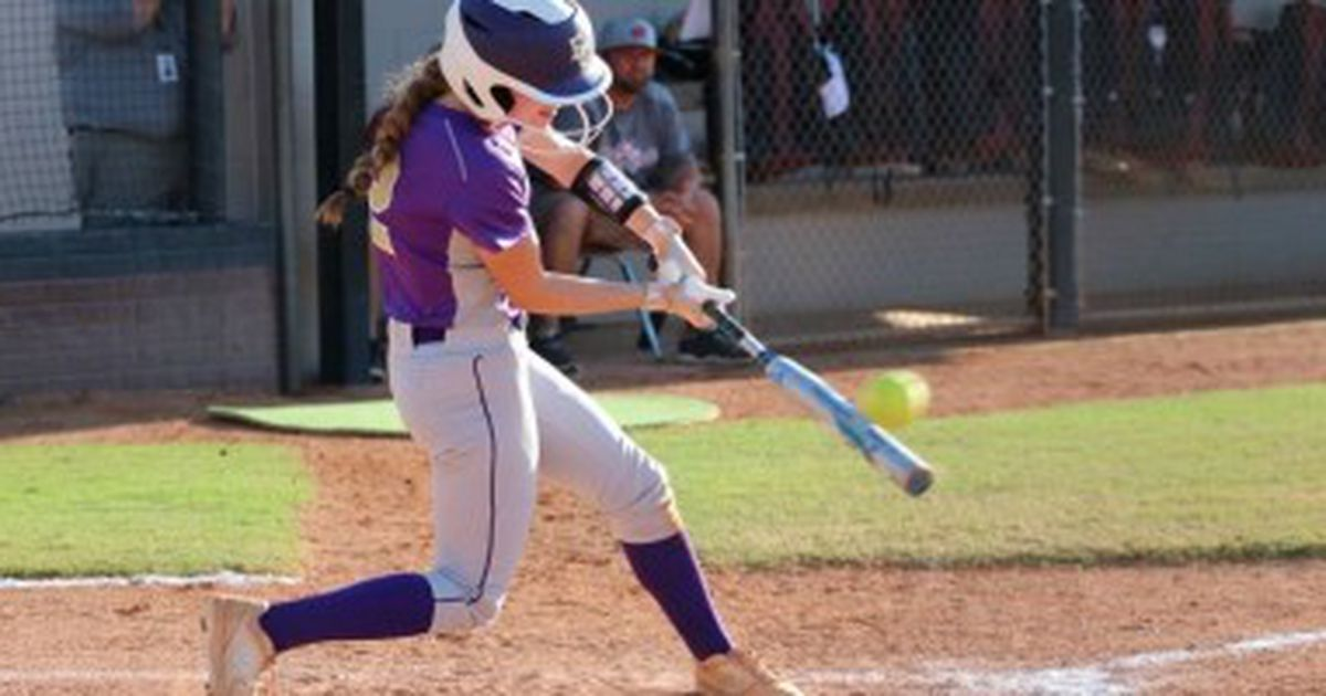 Softball and Volleyball scores from Tuesday