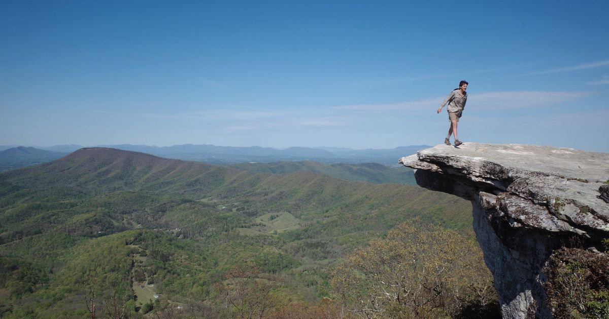 Hikers told to forgo entire Appalachian Trail due to coronavirus