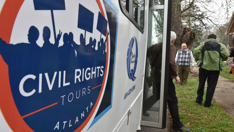 Atlanta civil rights tours are reopening to visitors