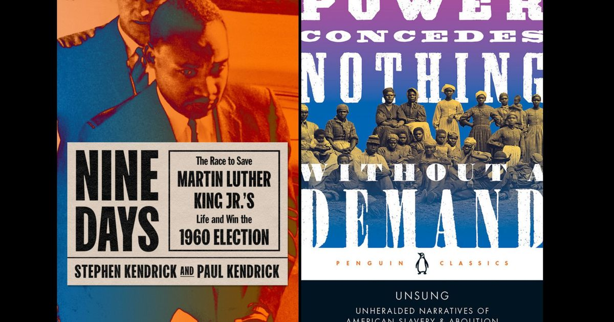 AJC Bookshelf: Black history comes to life in books on slavery, civil rights