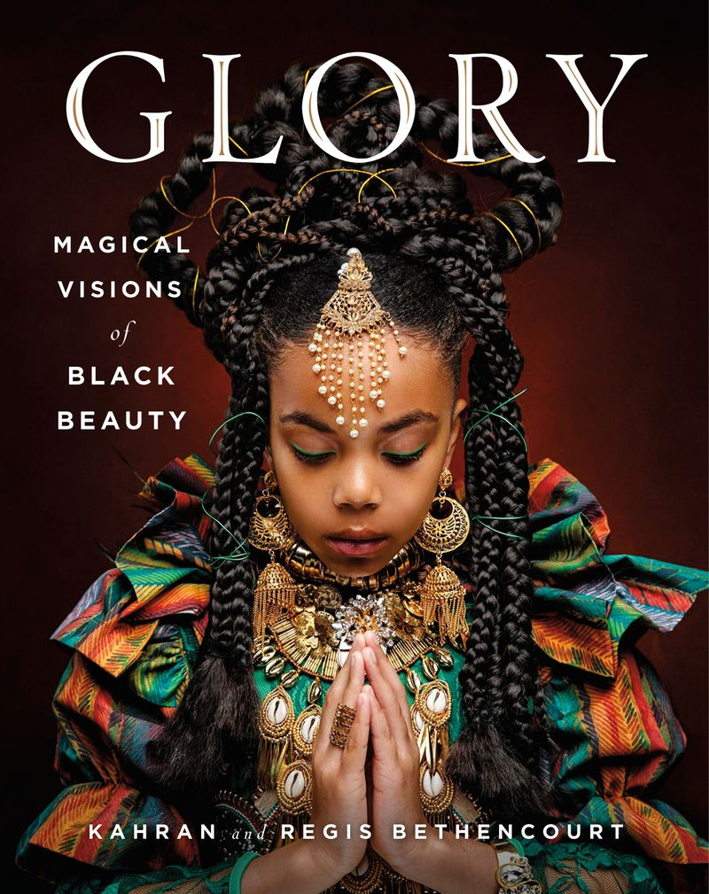 """""""Glory: Magical Visions of Black Beauty"""" by Kahran and Regis Bethencourt."""