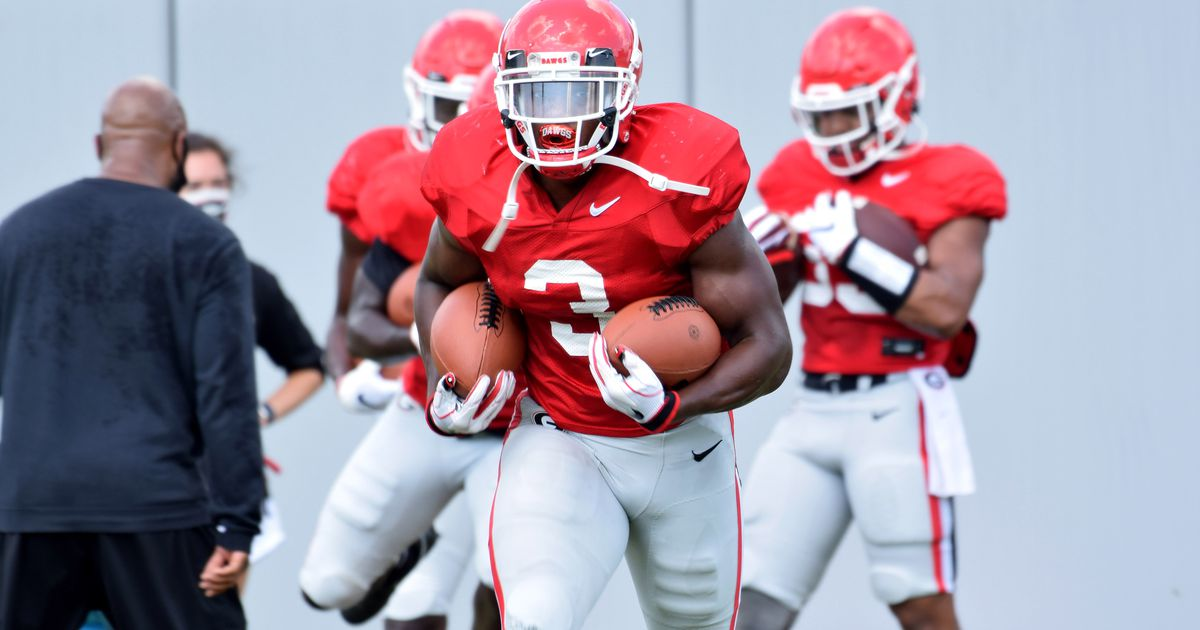 These three players are going to be key for Georgia Bulldogs