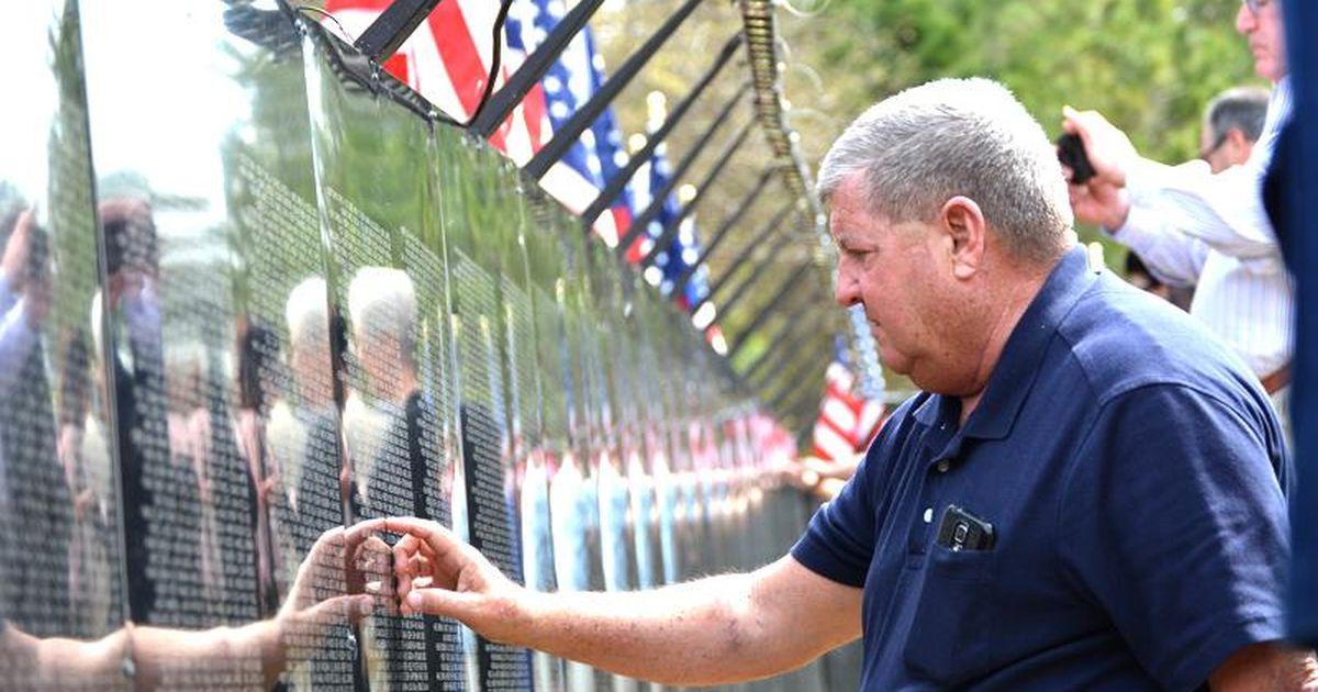New Vietnam Veterans Memorial Wall Vandalized In Johns Creek