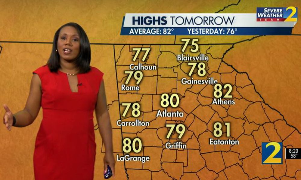 SUNDAY'S WEATHER-TRAFFIC: Great weather continues through first weekend of fall