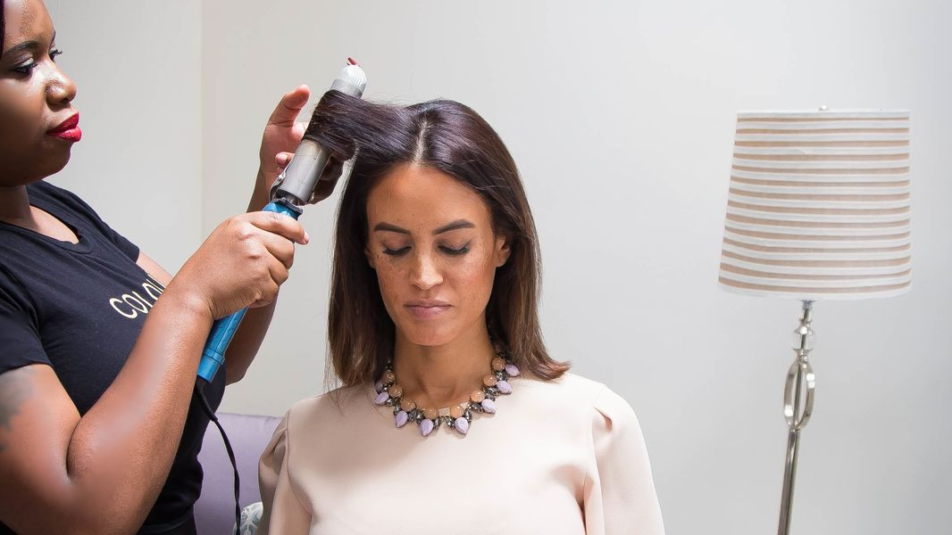 Get Your Hair Done By A Stylist At Home When You Want