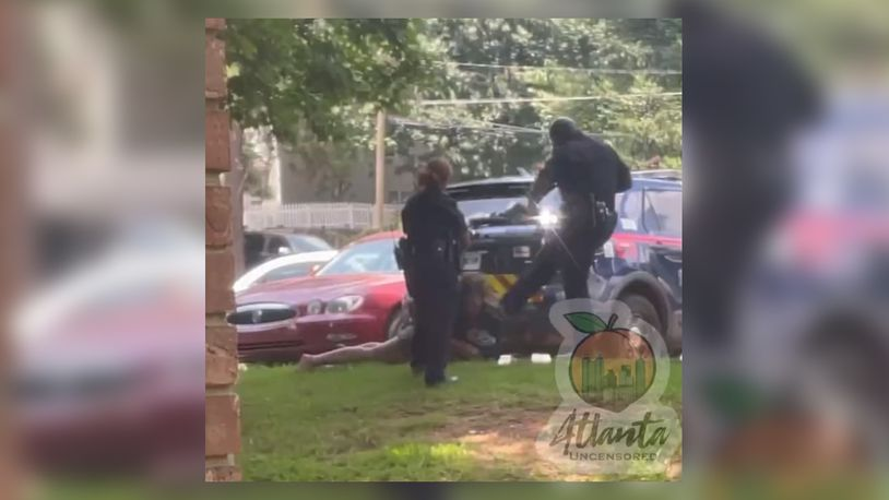 Atlanta Police Sergeant Fired After Kicking Handcuffed Woman in the Face