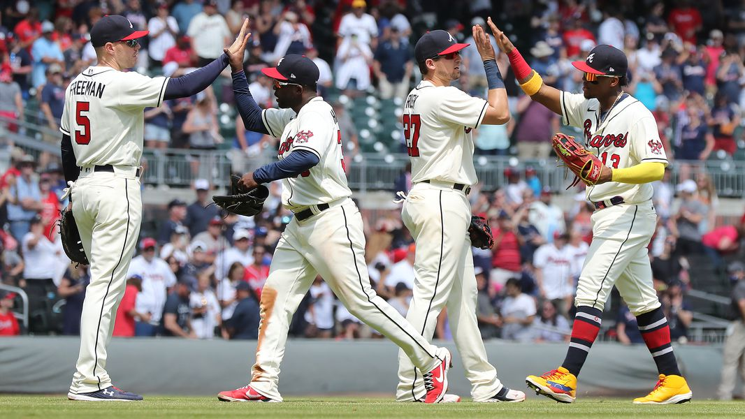 Braves return to NL East play with division still jumbled