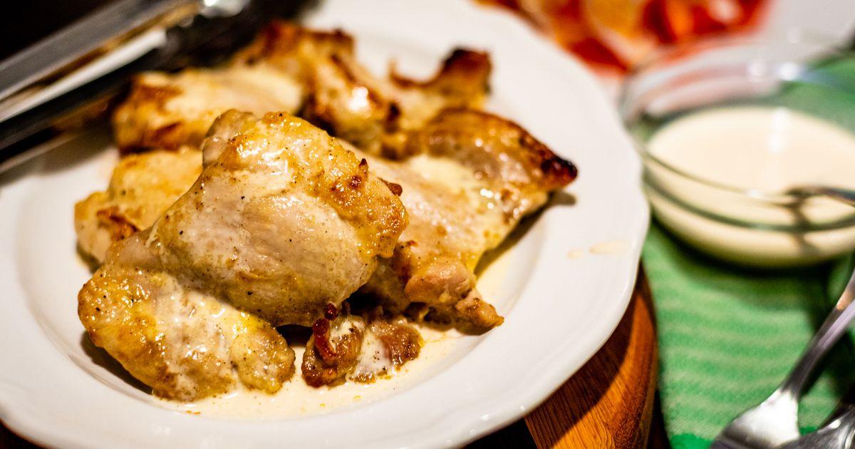 5:30 Challenge: Make this Alabama white sauce for a speedy chicken dinner