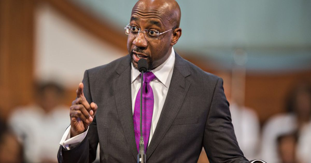 Ebenezer's Raphael Warnock to Trump: Africa is why America is great