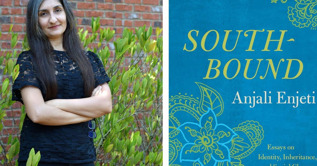 www.ajc.com: After 11 years of effort, Anjali Enjeti makes her literary debut times two