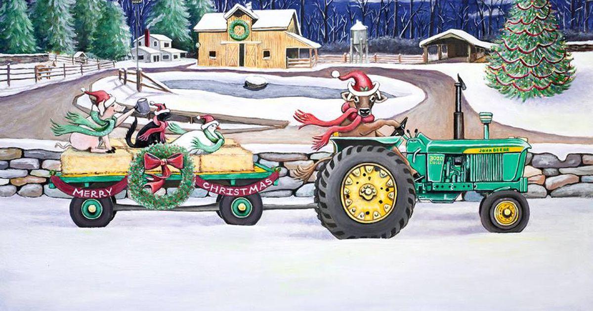 Auburn Christmas Events 2021 Local Artists Invited To Design Auburn S Christmas Card
