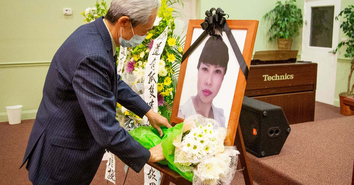 www.ajc.com: With no family in U.S., local Asian Americans hold service for spa shooting victim