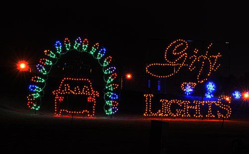 Atlanta Motor Speedway Christmas Lights 2021 Holiday Lights At Atlanta Motor Speedway
