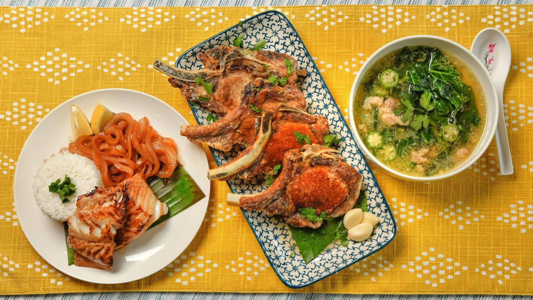 Recipes At Home With Filipino Flavors