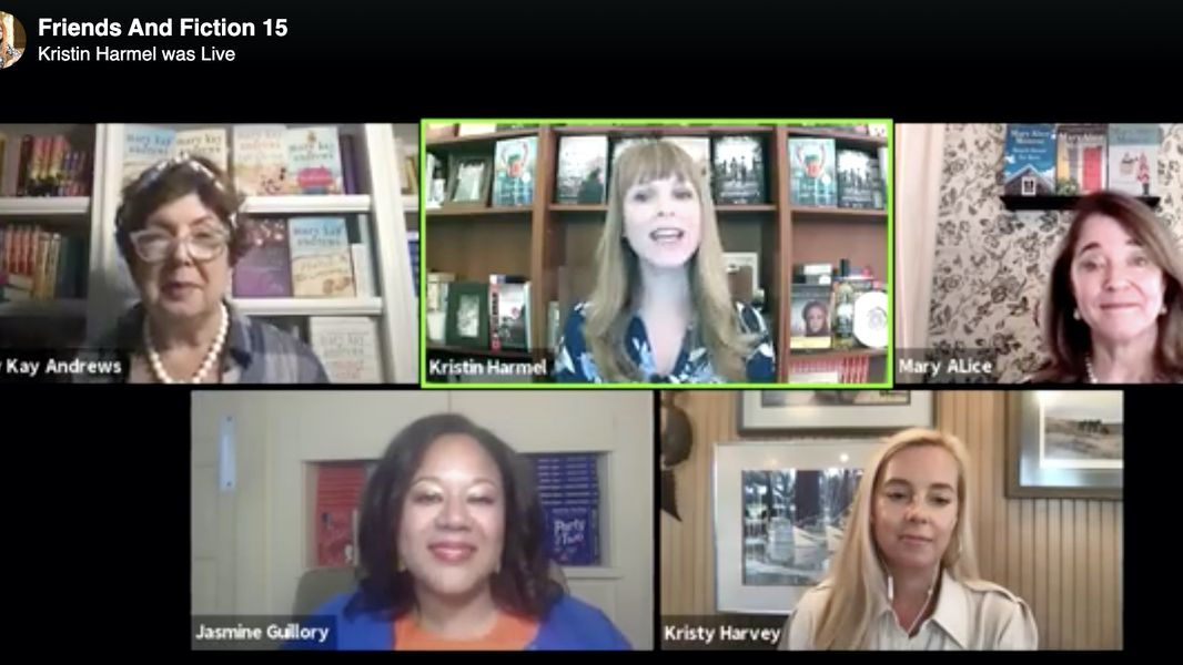Bookshelf Bestselling Authors Create A Virtual Community Of Writers And Readers
