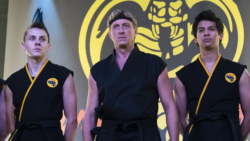 Briefs: 'Cobra Kai' tops on Netflix, The Rock's COVID-19 experience, Rashad  Richey's new appointment