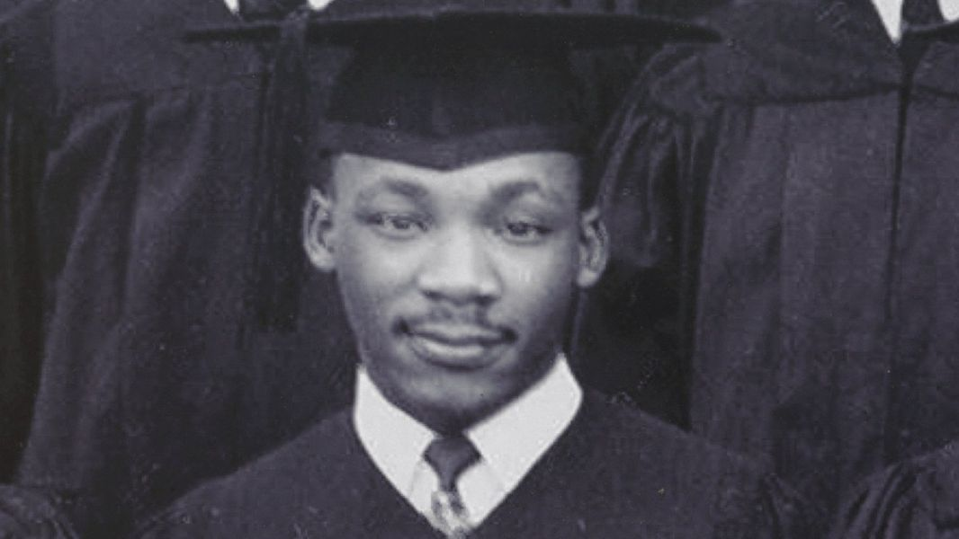 Mlk Letter To The Editor At Age 17 Decrying Lynching