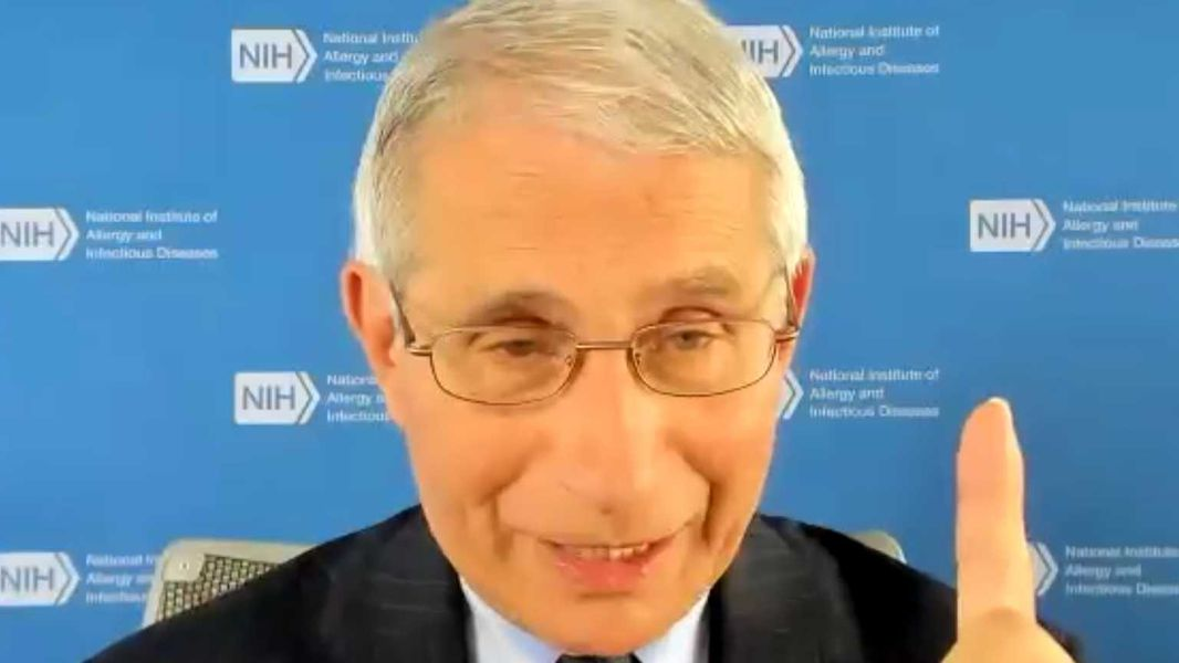 Dr. Anthony Fauci says he and other federal officials will work to make sure any COVID-19 vaccine released to the public is as safe as possible. Fauci discussed vaccine safety and other issues during a Sept. 24, 2020, discussion organized by Emory University. Courtesy of Emory University