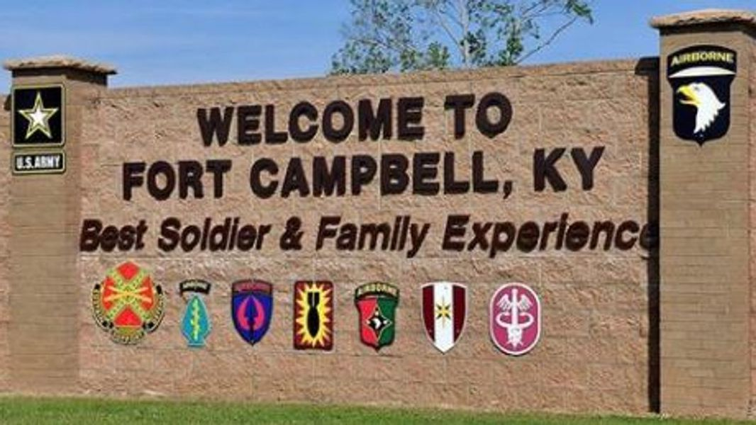 Three U.S. Army soldiers at Fort Campbell have been charged with transporting illegal guns to Chicago after several firearms found at the scene of a mass shooting in the Windy City in March were traced back to purchases made in Kentucky and Tennessee.