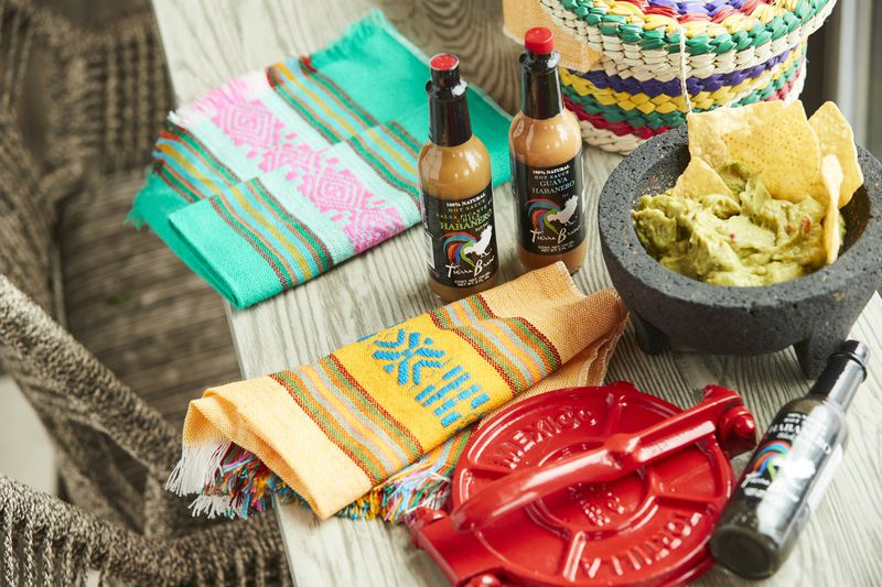 The Mexico collection from Verve Culture. Courtesy of Verve Culture