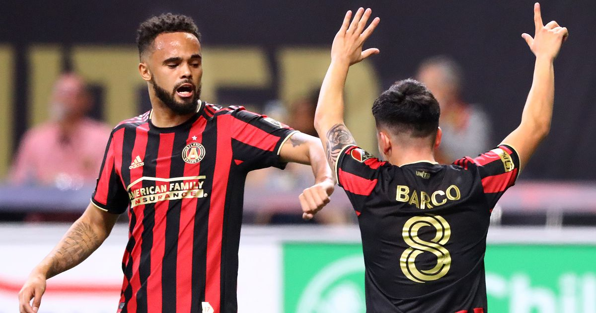 How might Atlanta United line up in its next few games?