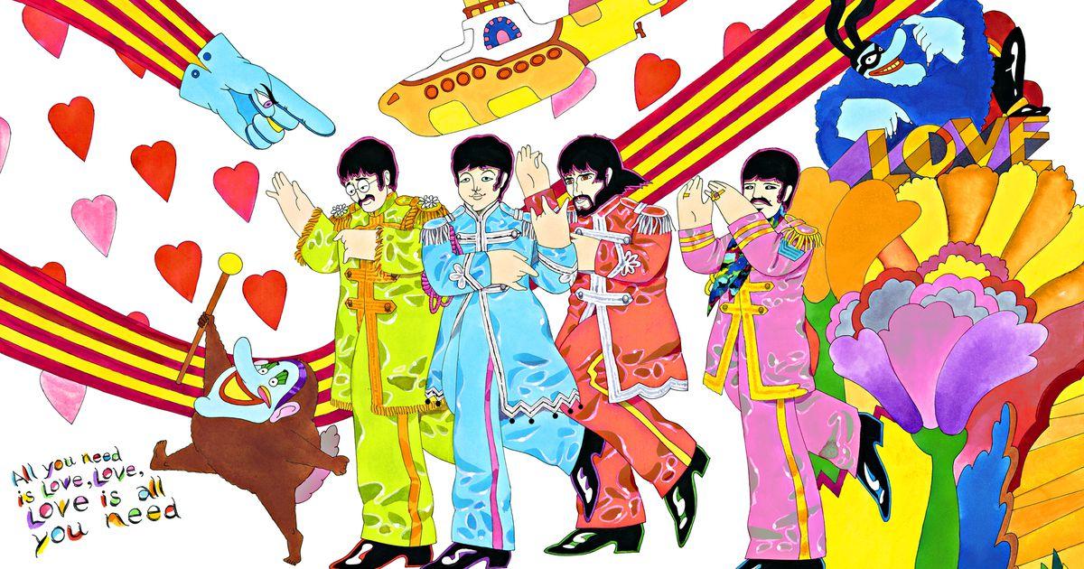 Beatles 'Yellow Submarine' animator coming to Ann Jackson Gallery