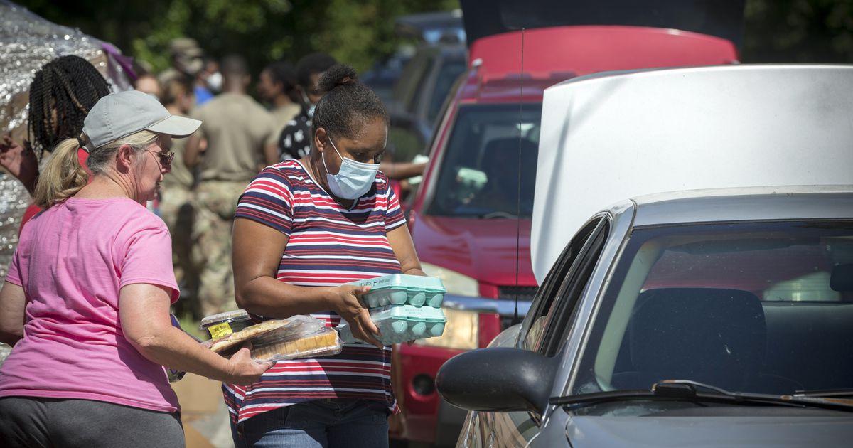 Georgia's welfare enrollment drops as food stamp numbers skyrocket