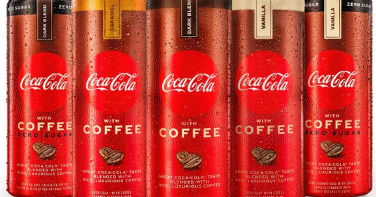 Coca-Cola launches new coffee-infused Cokes in Coffee County