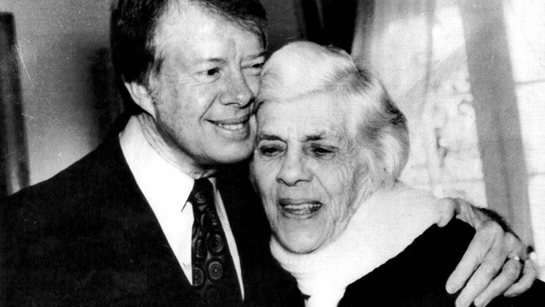 Jimmy Carter S Mother Miss Lillian Just Wanted To Serve
