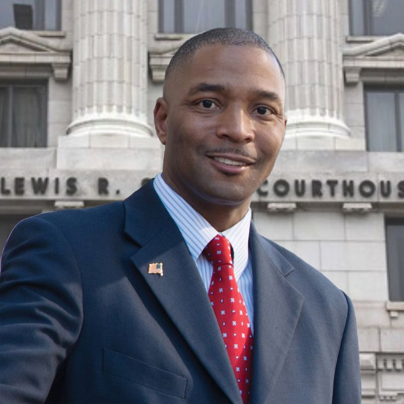 Fulton County Solicitor Keith Gammage. Source: Fulton Solicitor's office.