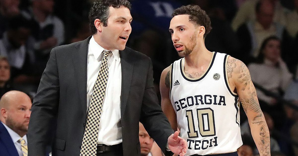 If there's an NCAA Tournament, Pastner, Tech better be in it